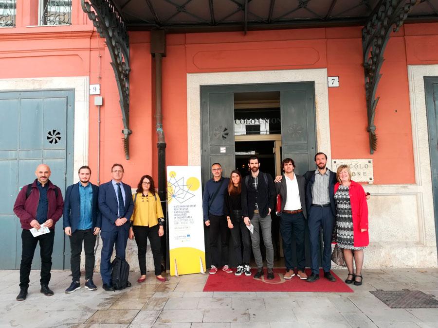 82 oportunitats de negoci i cooperació per a vuit empreses catalanes, resultat de la trobada B2B europea del sector creatiu
