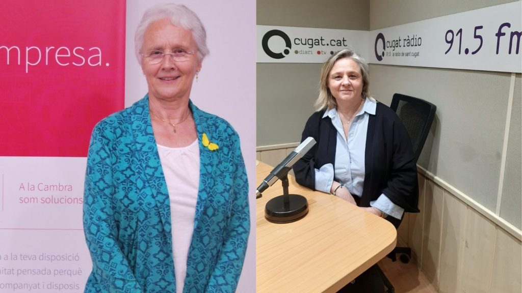 Elisabet Rius. Podcast d'empresa d'Hora Sant Cugat