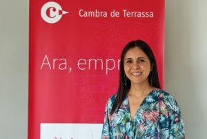 Silvia Herrera. Responsable de serveis de digitalització d'empreses.